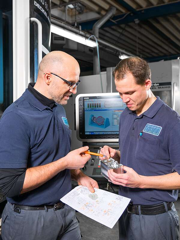 CNC – Milling Technology